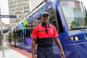 Atlanta Downtown Improvement District Public Safety Ambassadors